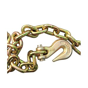 """3/8""""x16' Grade 70 Transport Chain With The Hook"""