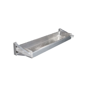 Dunnage Rack with the Brackets
